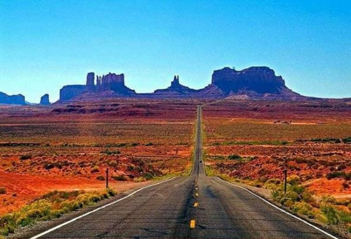 Utah's Monument Valley