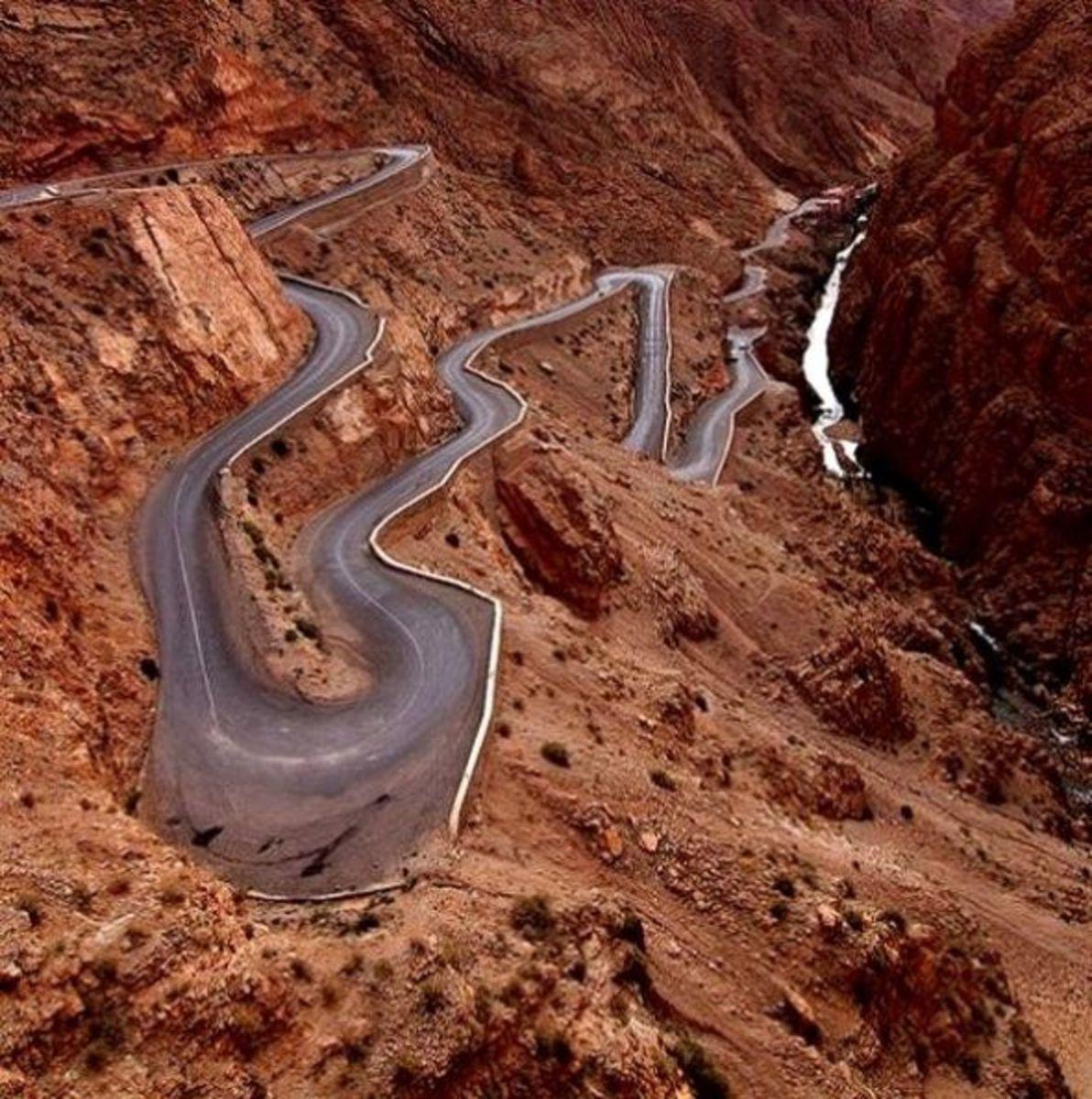 Morocco - Garganta del Dades