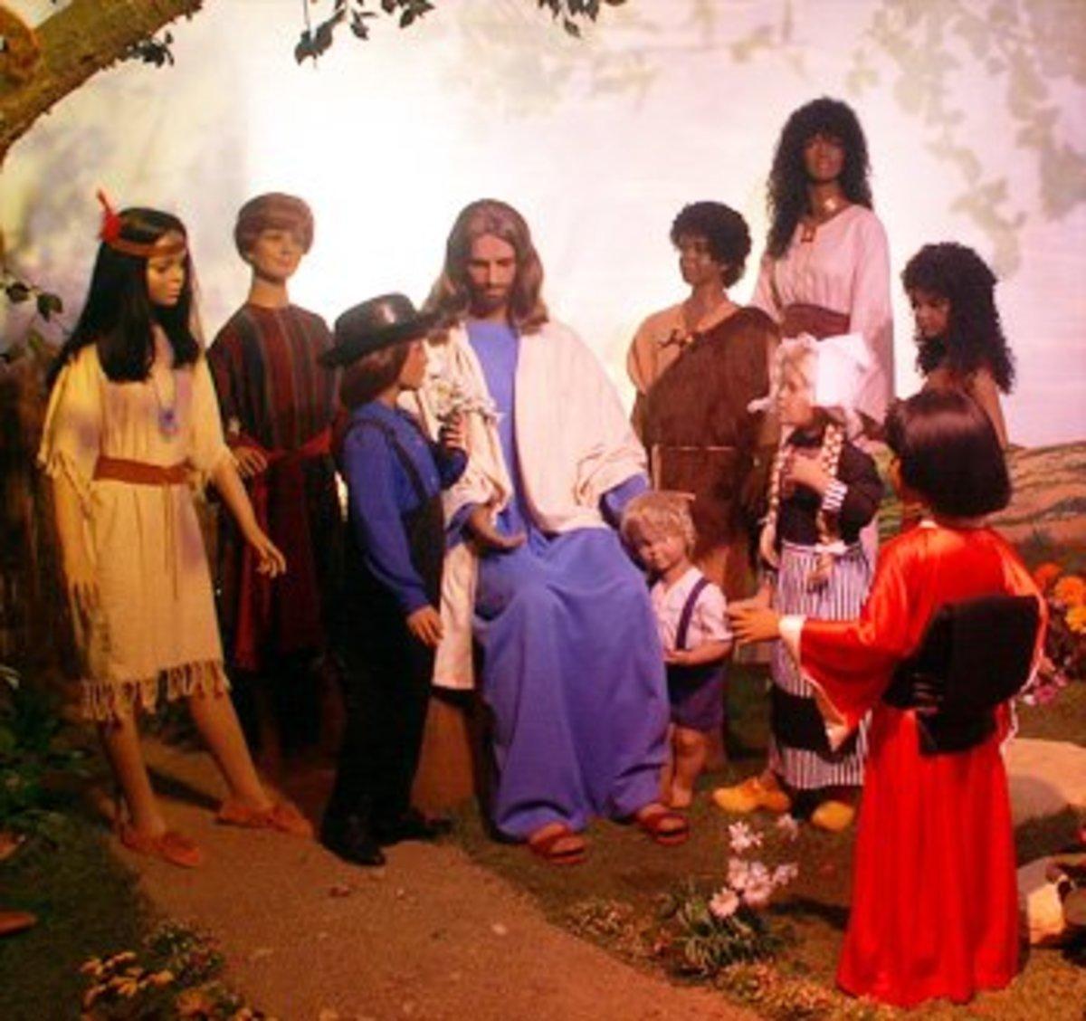 Living Bible Museum