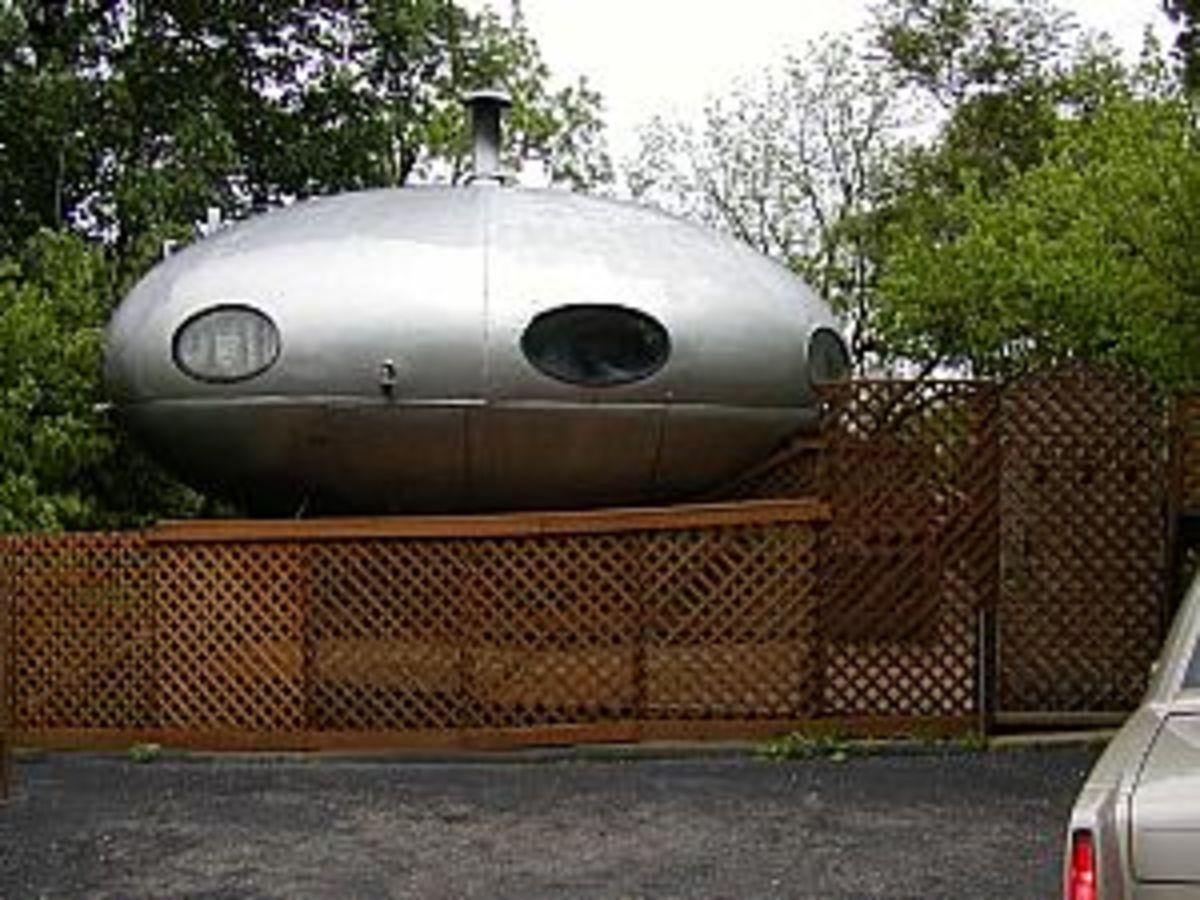 Kentucky's Own Futuro House