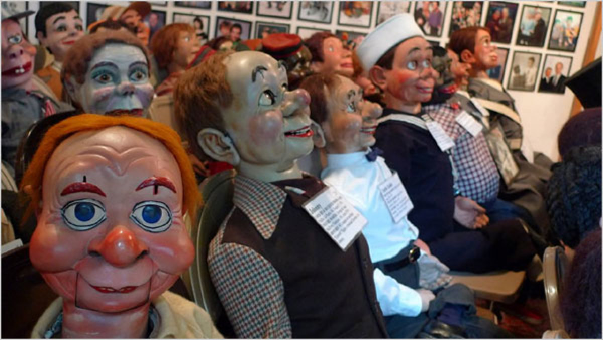 The Vent Haven Museum of Ventriloquism
