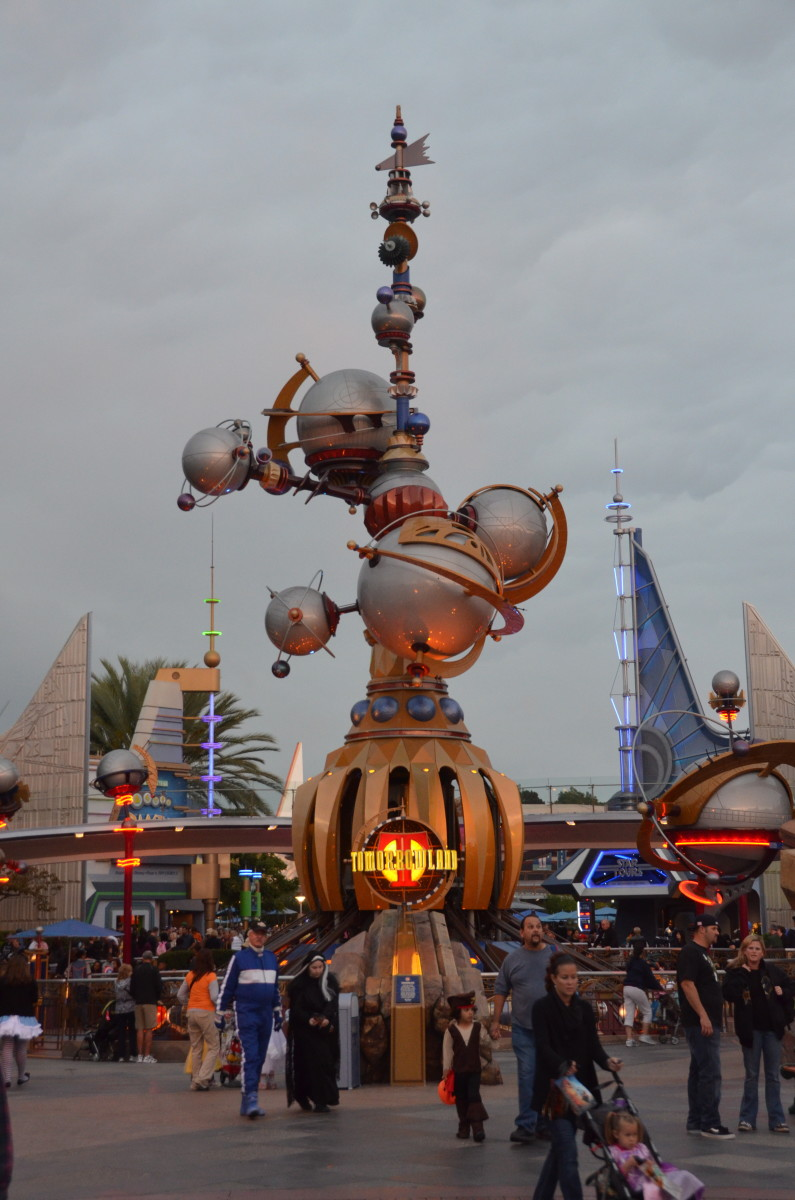 Two deaths in Tomorrowland
