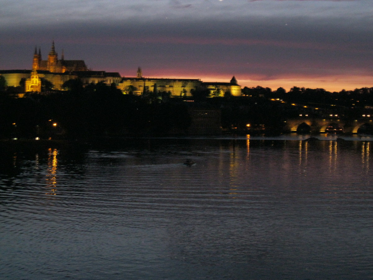 Prague at its most beautiful