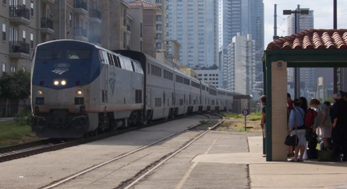 Riding an Amtrak Train Overnight — Tips for First-Time Rail Travelers