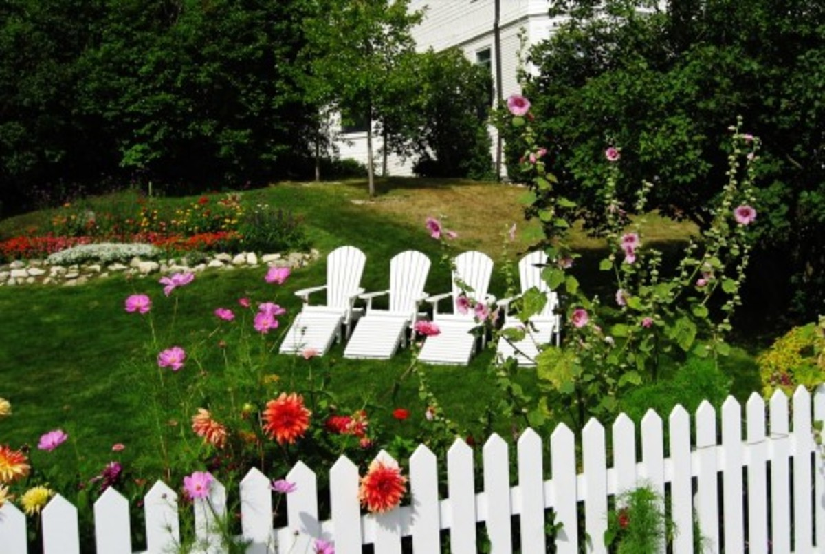 Mackinac Island Scenery