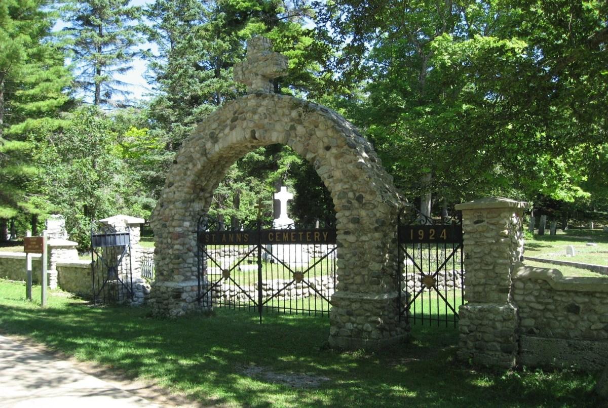 St. Anne Cemetery