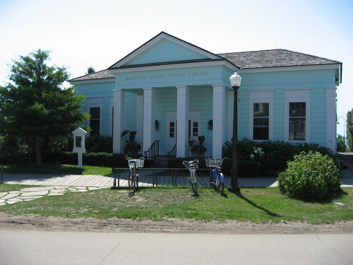 Mackinac Island Public Library