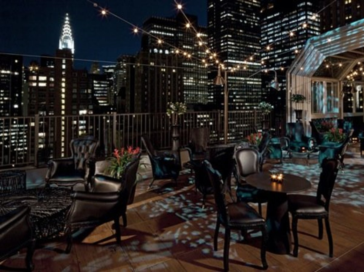12 Best Rooftop Bars Amp Lounges In Nyc Wanderwisdom