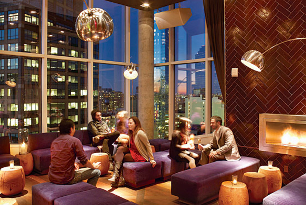 12 Best Rooftop Bars & Lounges in NYC