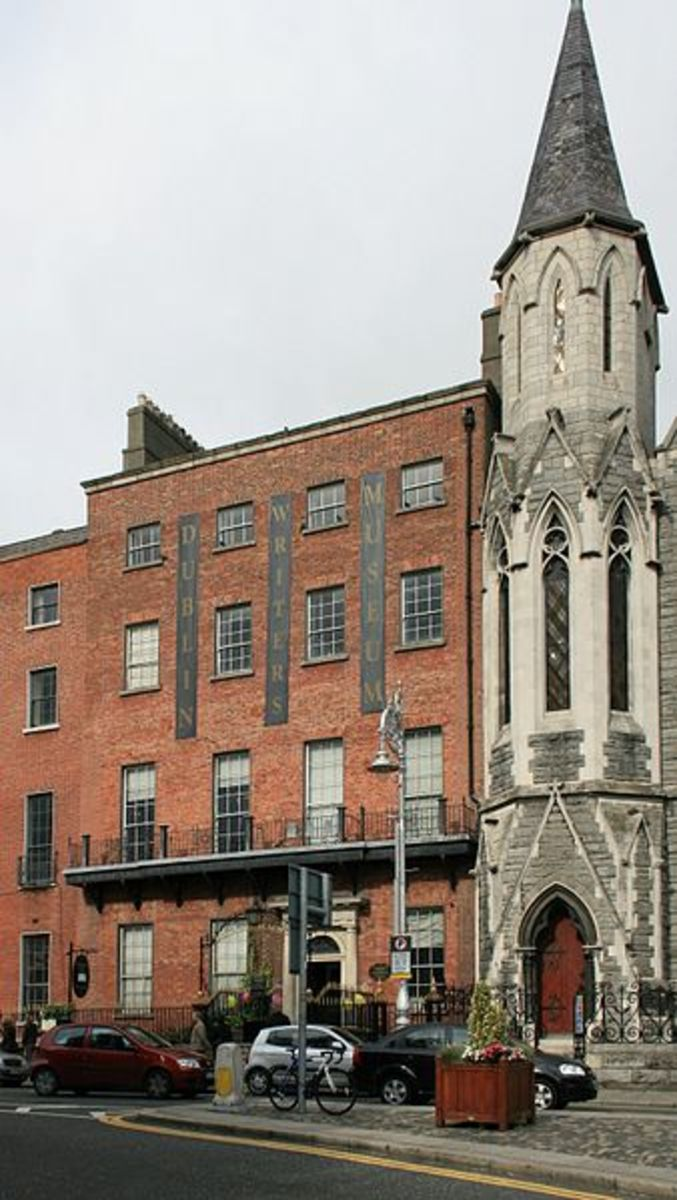 The Dublin Writer's Museum