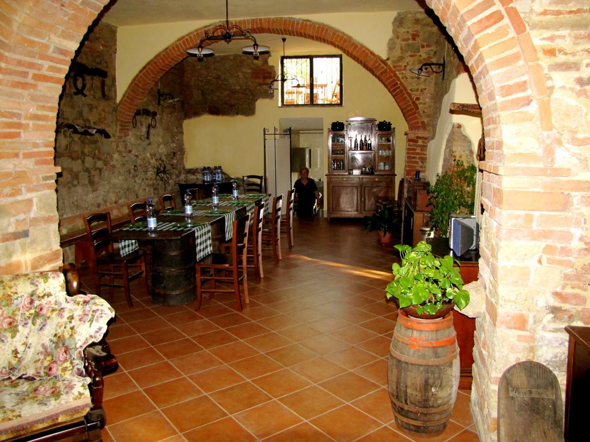 A beautifully restored farmhouse