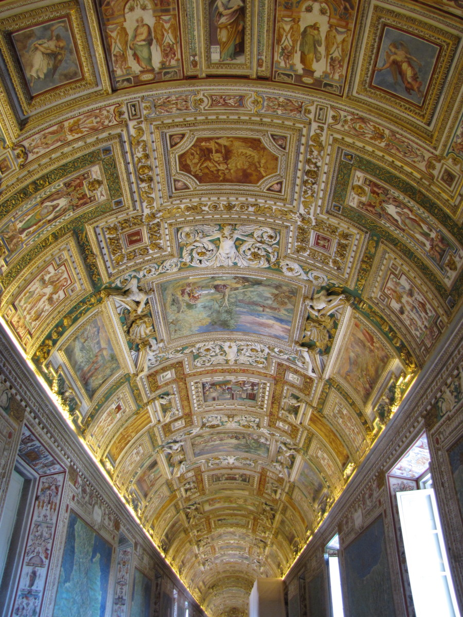 Top 10 Things To Do In Vatican City By Bill De Giulio