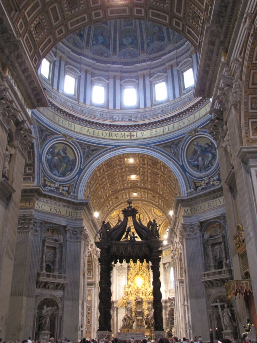 Bernini Canopy