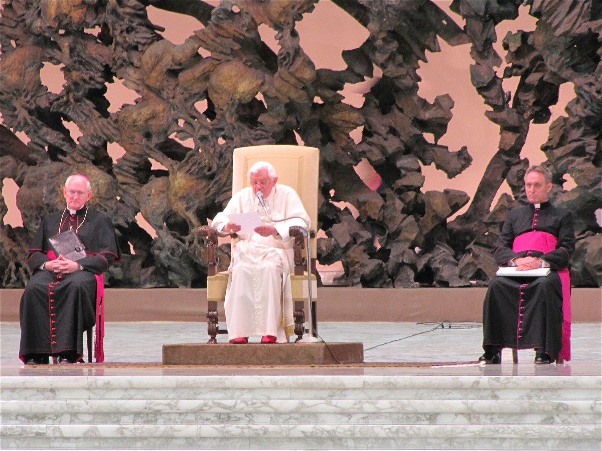 The Papal Address