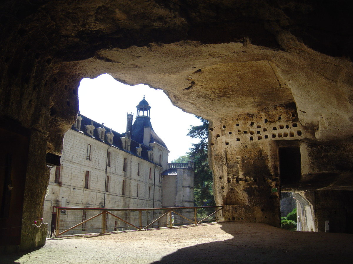 Caves Brantome Dodogne