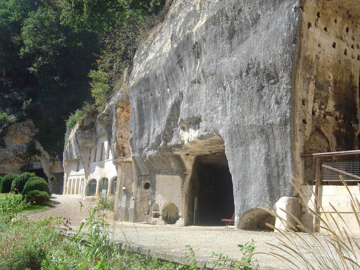 Caves Brantome Dordogne