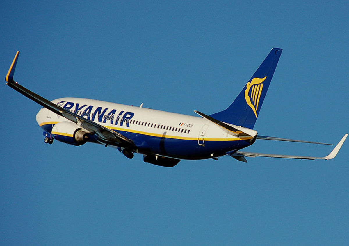 Take advantage of low-cost airlines such as Ryanair to get from destination to destination. Flights are as cheap as $20