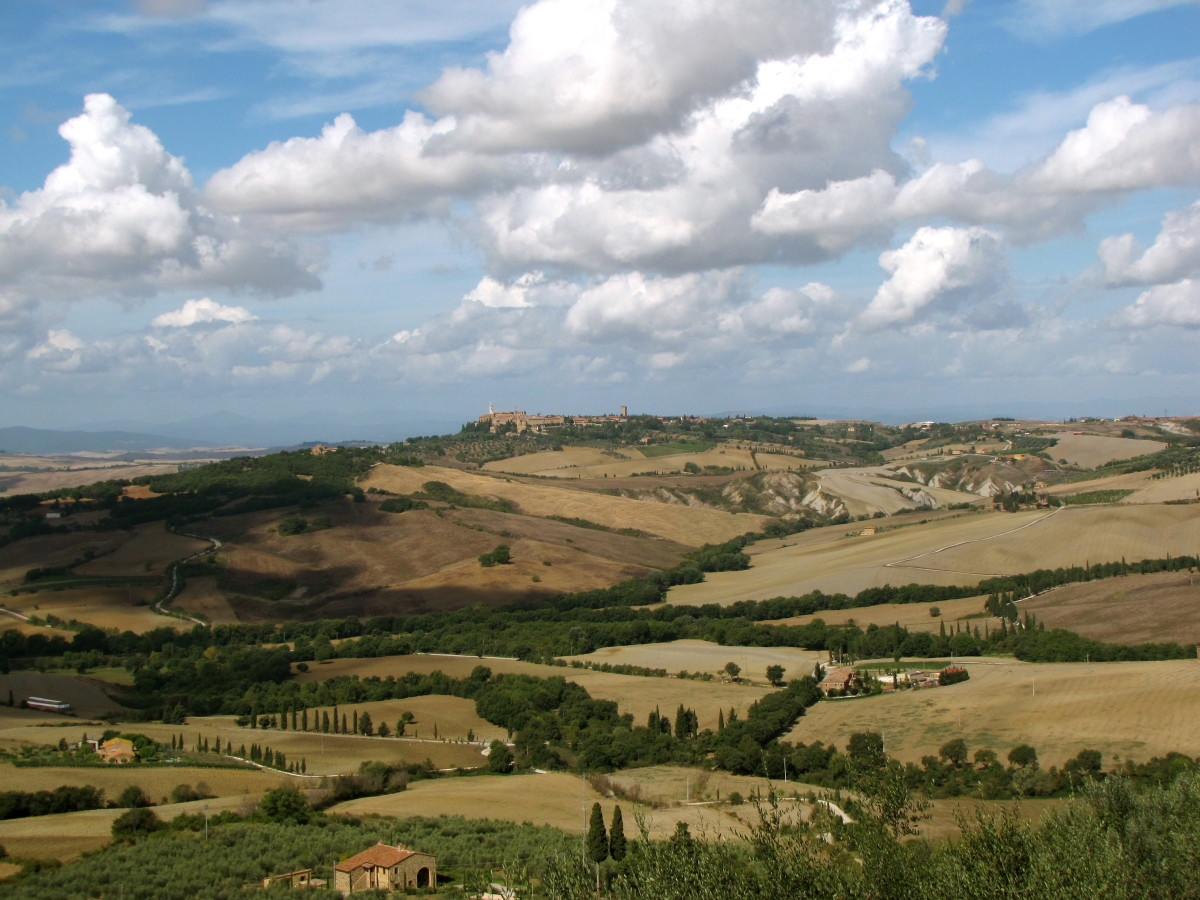 Tuscany in September
