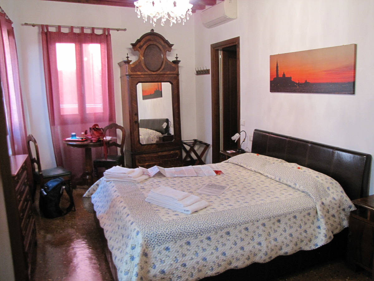 B&B You and Me - Venice - 90 euro per night.  Clean, spacious, a/c, great breakfast,