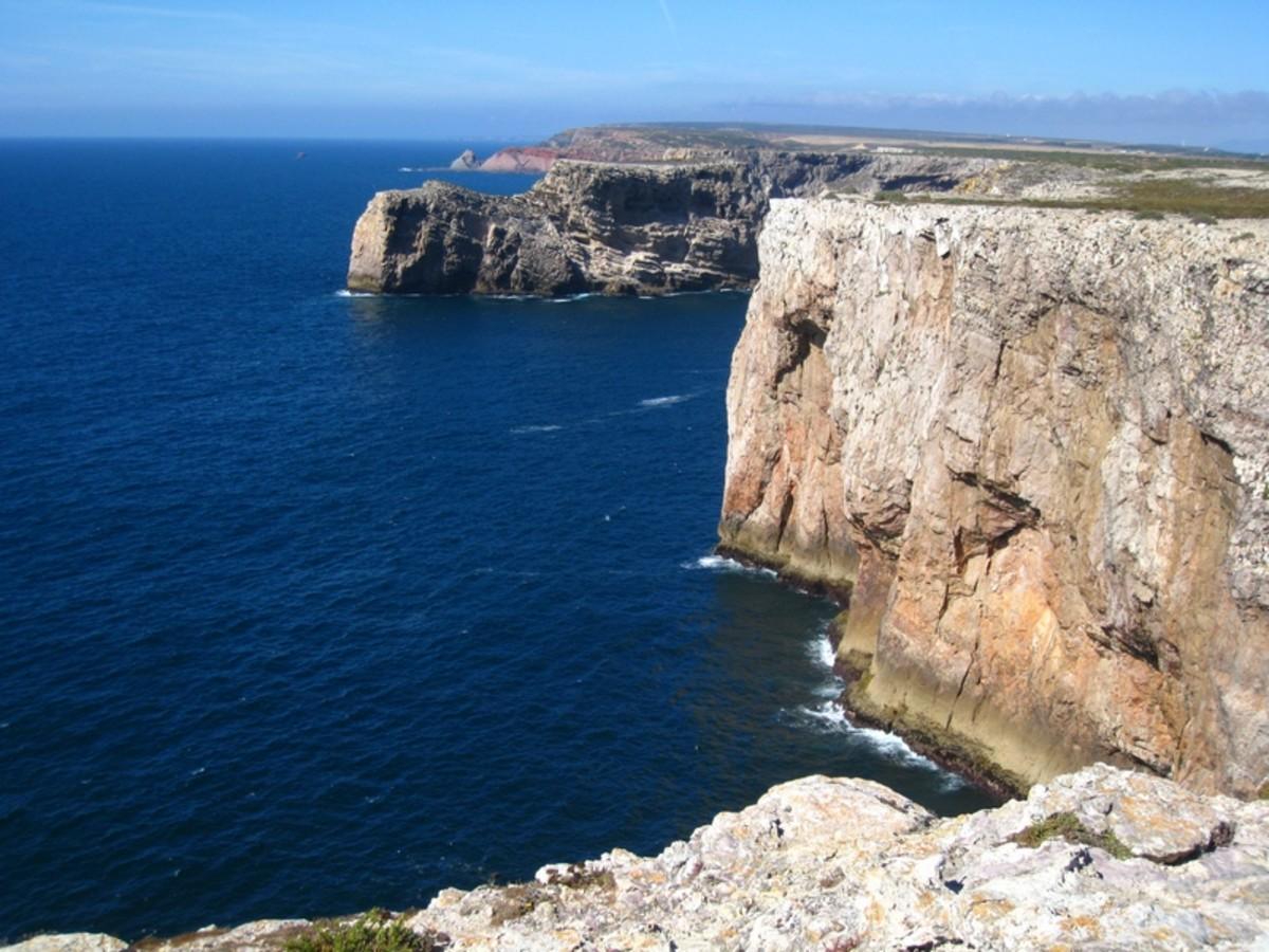 St. Vincent in the Algarve - South Portugal