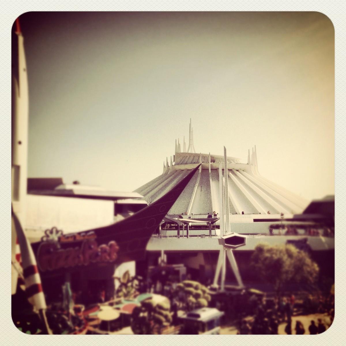 Tomorrowland, present day