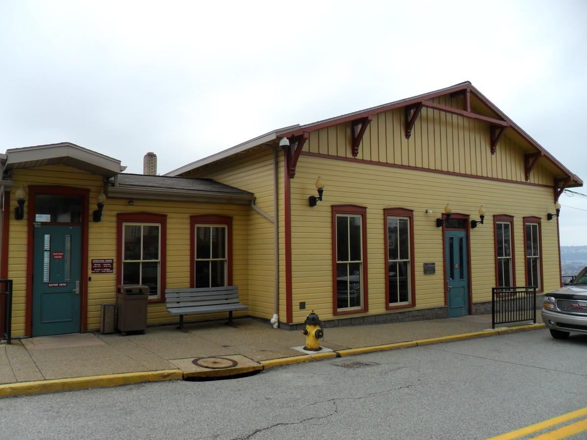 Monongahela Incline Upper Station
