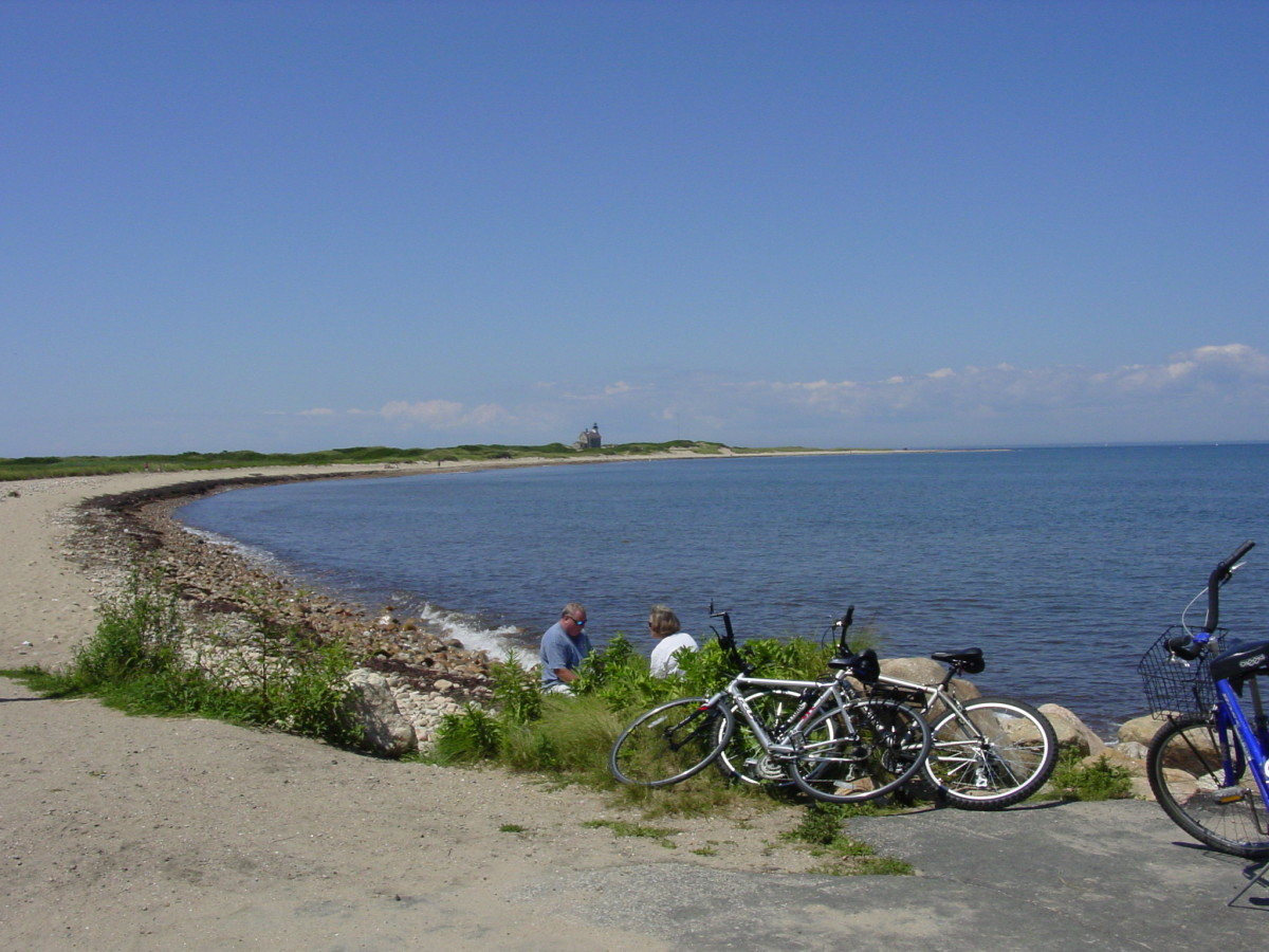 Ride your bike out to the North Lighthouse
