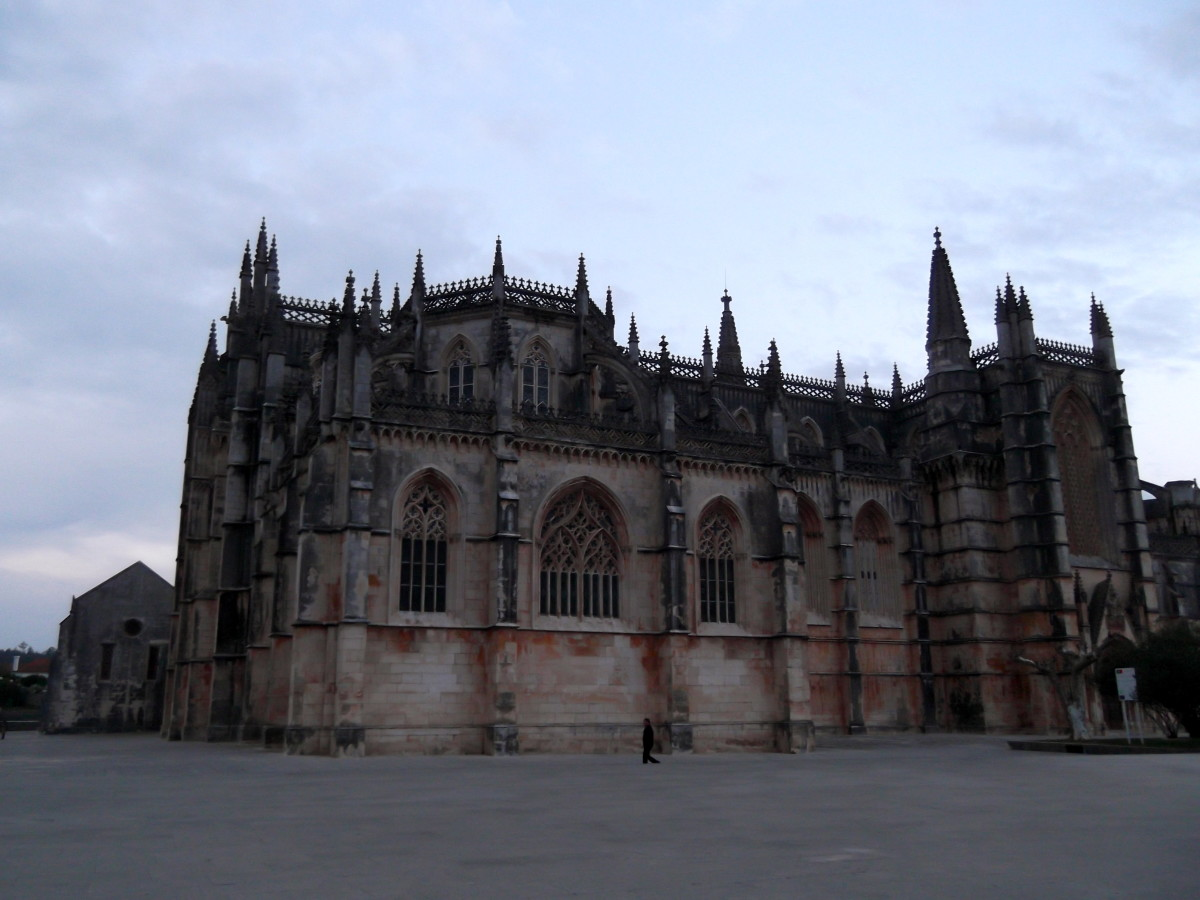 Monastery of Batalha was built during the 14th Century to commemorate Portugal's victory over the Castilians at the battle of Aljubarrota. It is now a UNESCO site.