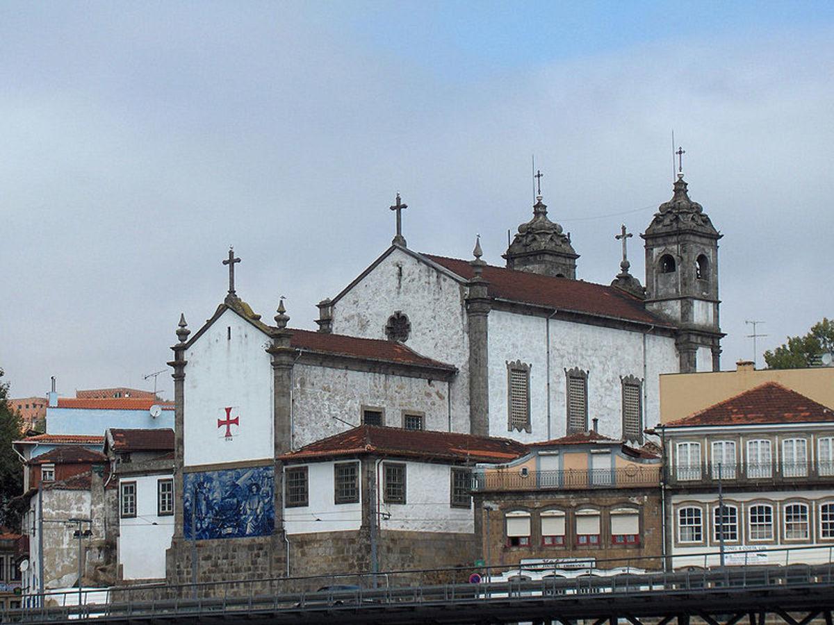 Church of Matriz de Massarelos
