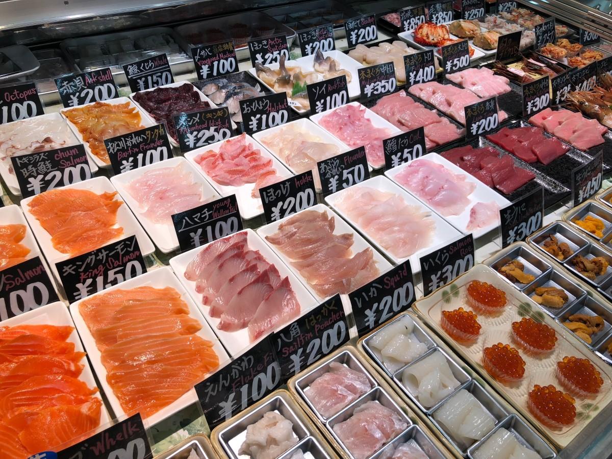 Hokkaido is a paradise for seafood lovers.