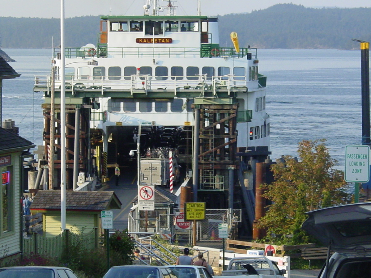 The Washington State Ferry