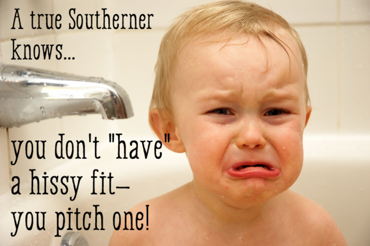Funny Southern Sayings, Expressions, and Slang - WanderWisdom - Travel