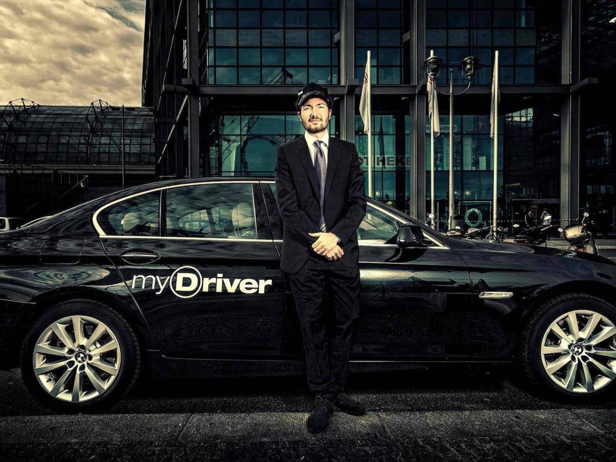 myDriver Car Service