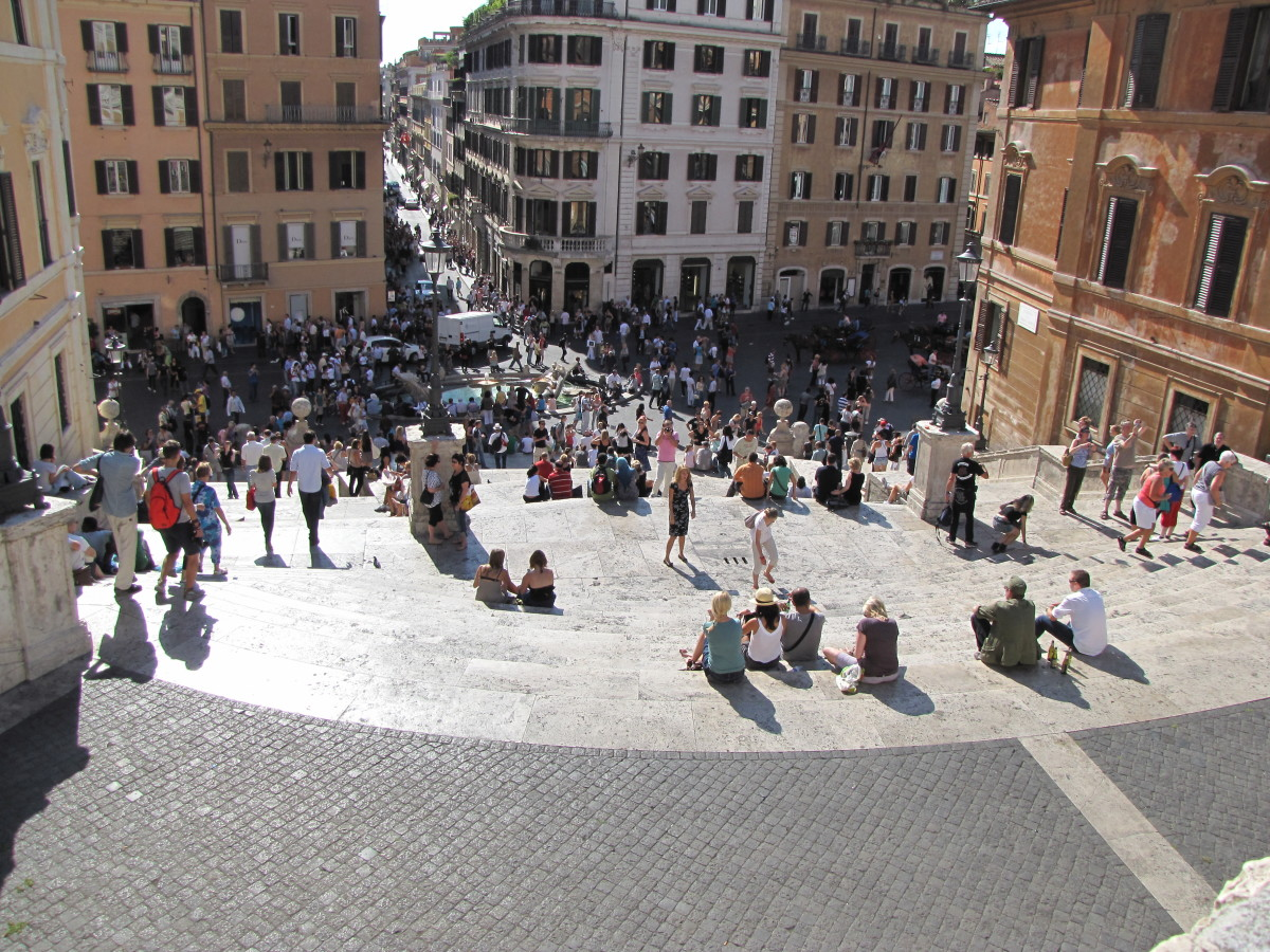 Walking is the best way to see Rome.  But, when time and energy are limited, you may want to consider the alternatives.