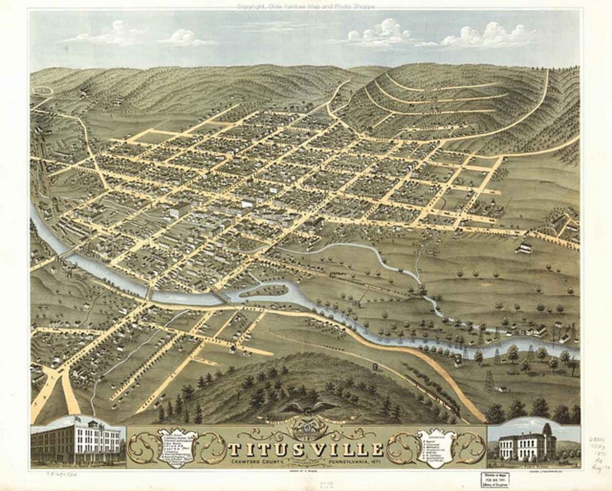 Titusville, 1871