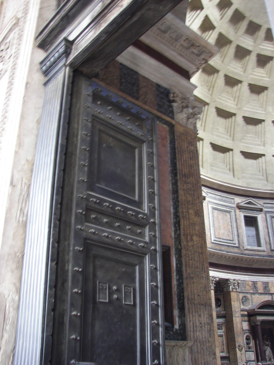 The Bronze Doors