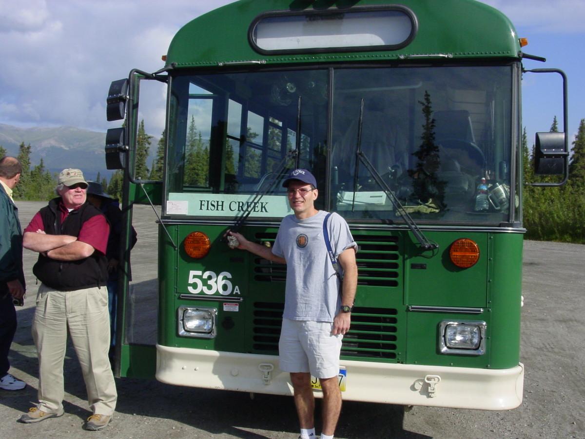 Our National Park Shuttle Bus