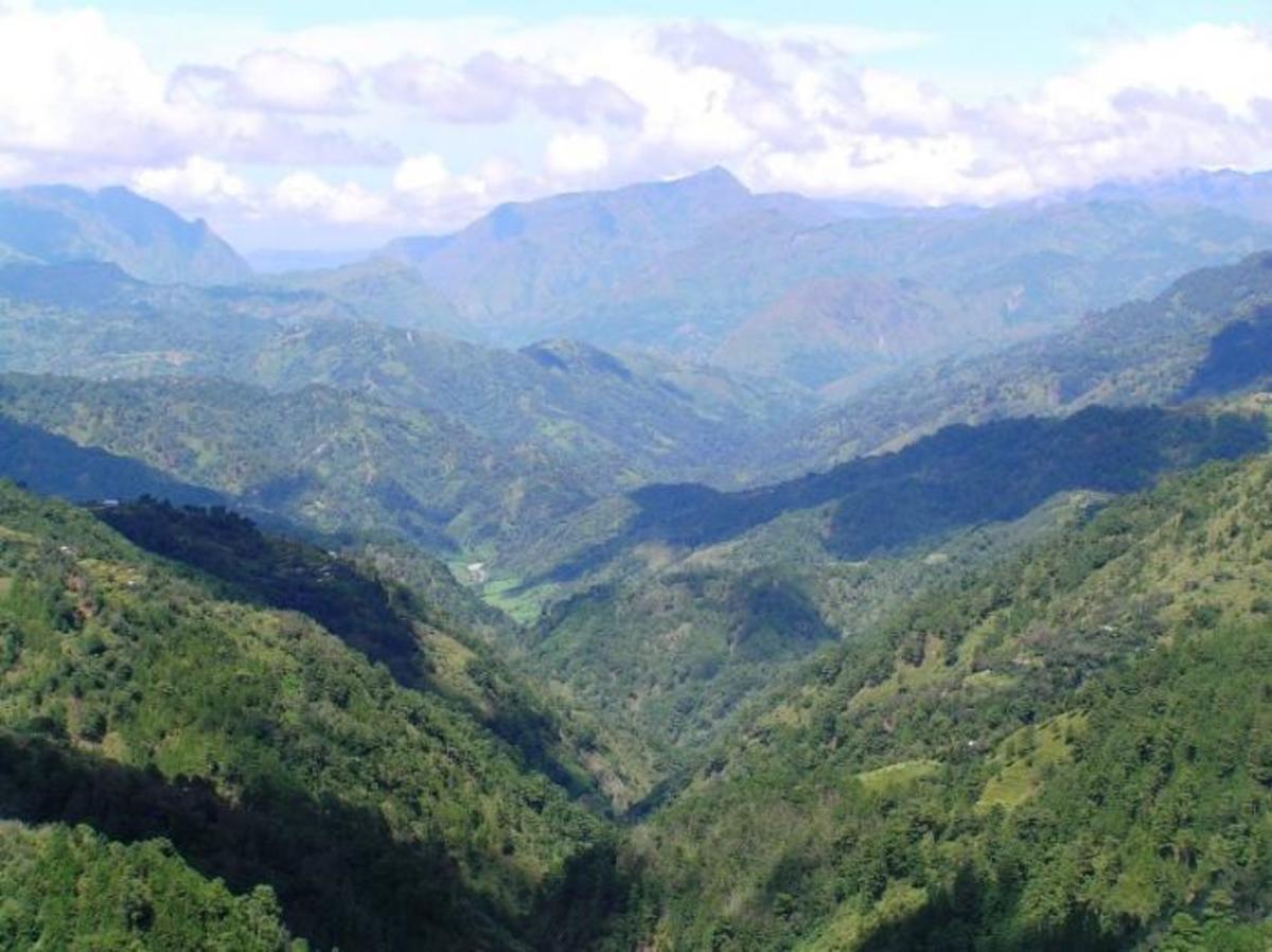 Baguio City: The coolest place.