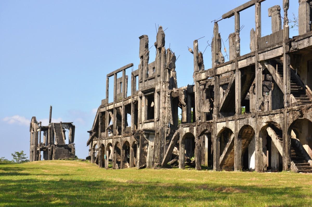 Corregidor Island: Vivid history.