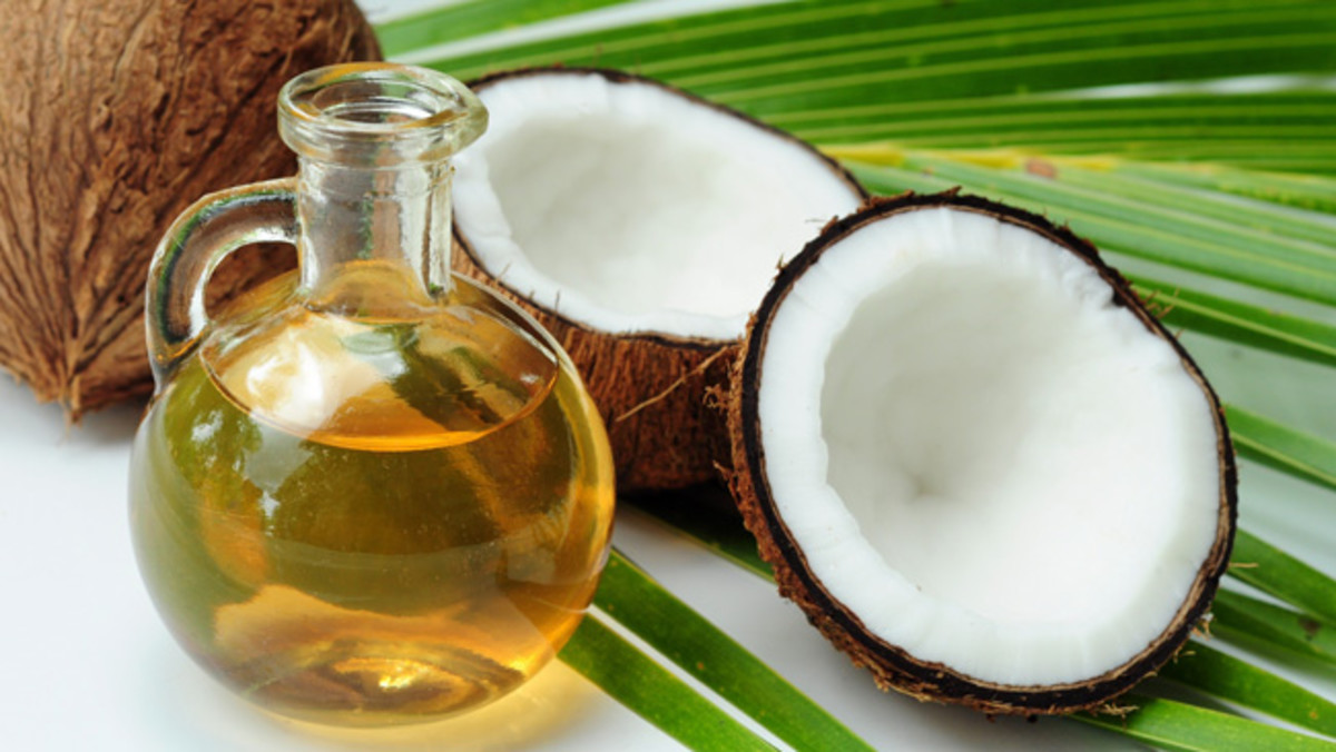 Coconut oil is used for health purposes, skincare, and cooking