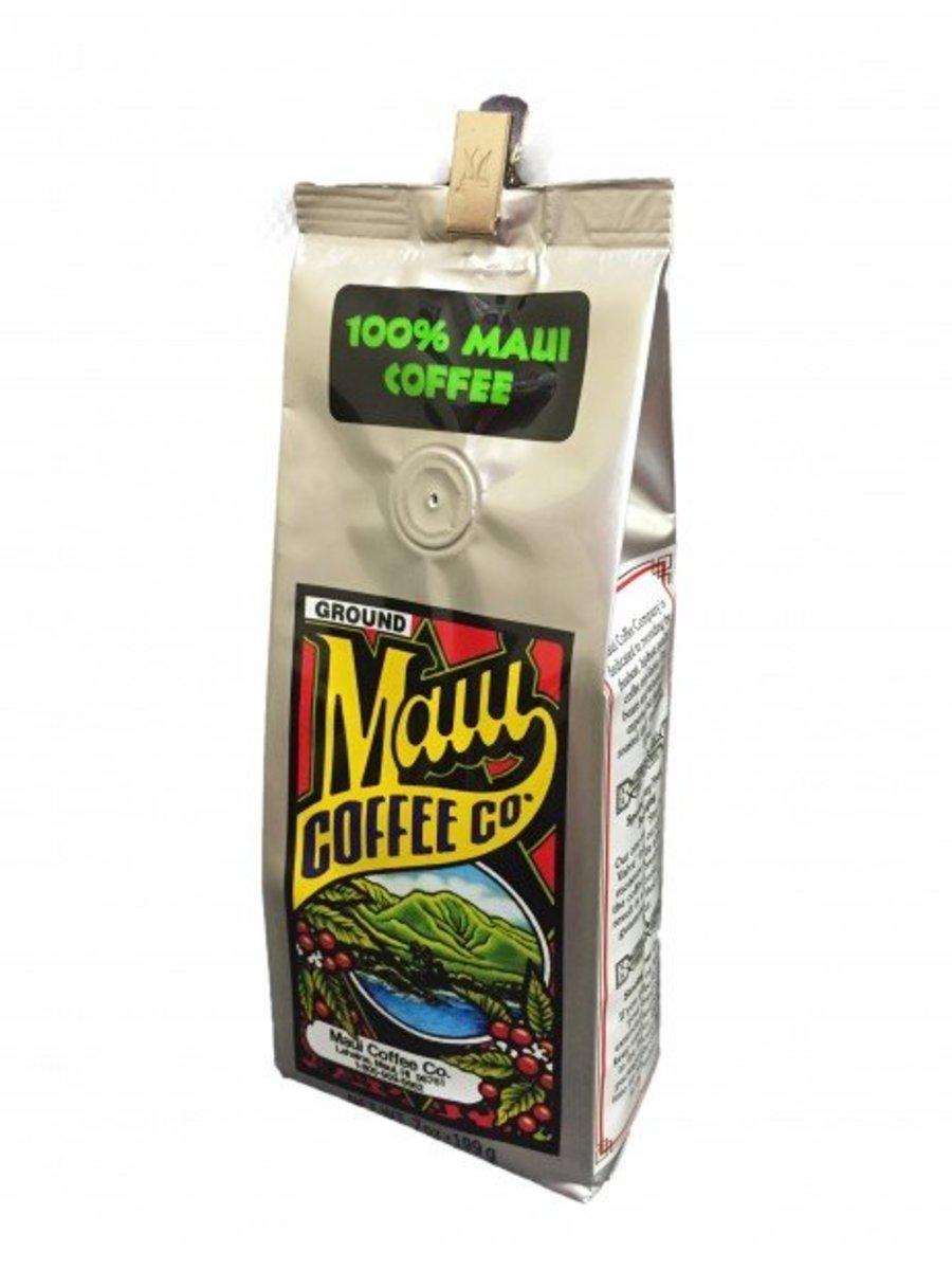 100% Maui Coffee