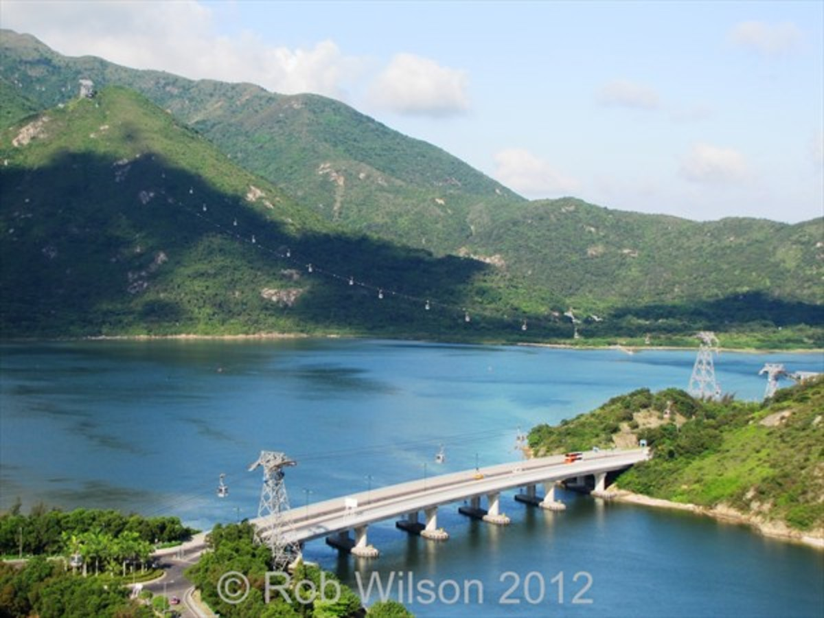 Guide to Living in Tung Chung on Lantau Island, Hong Kong