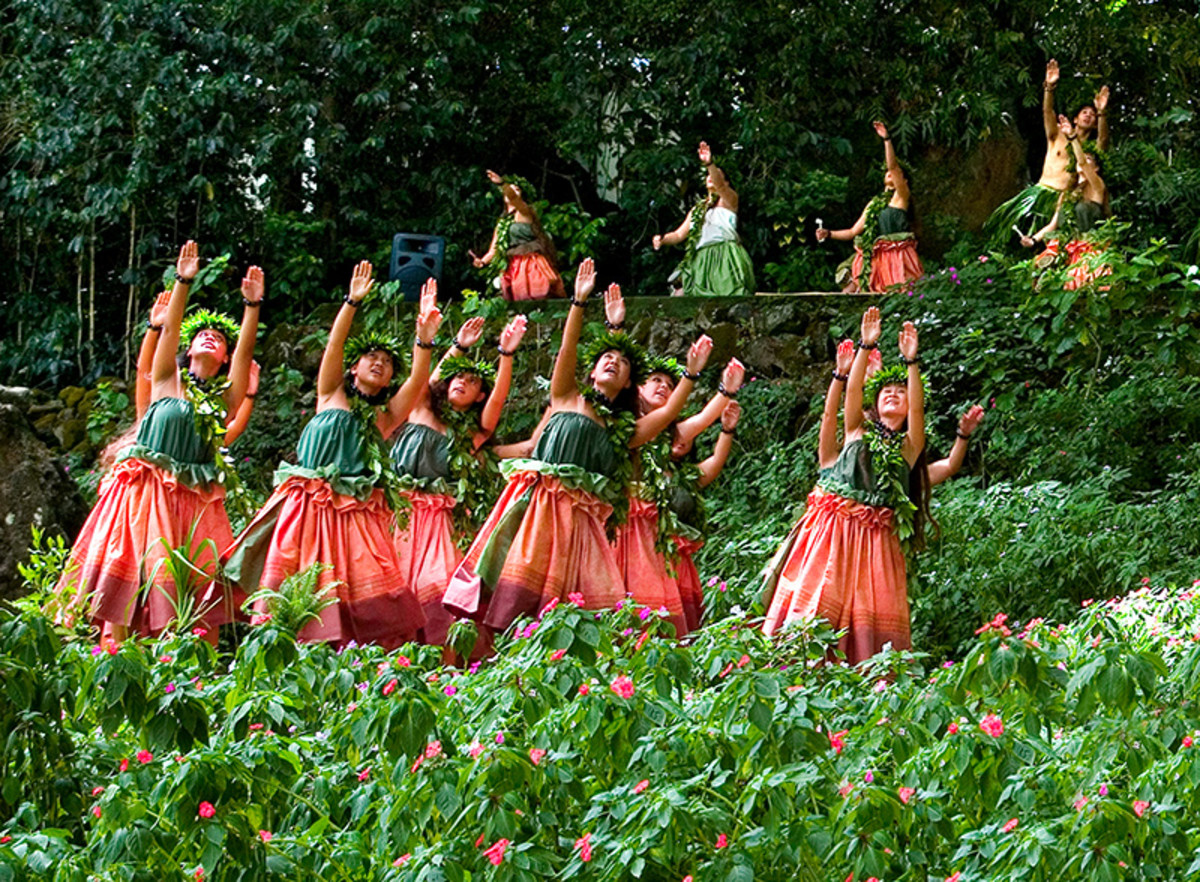 Cultural activities and special events make Waimea Valley a fascinating stop on the North Shore.