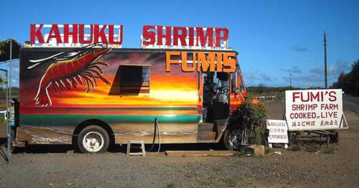 Try the Coconut Shrimp. You won't regret it.
