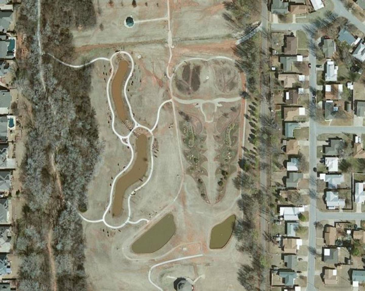 Chisholm Trail Park, Yukon, Oklahoma