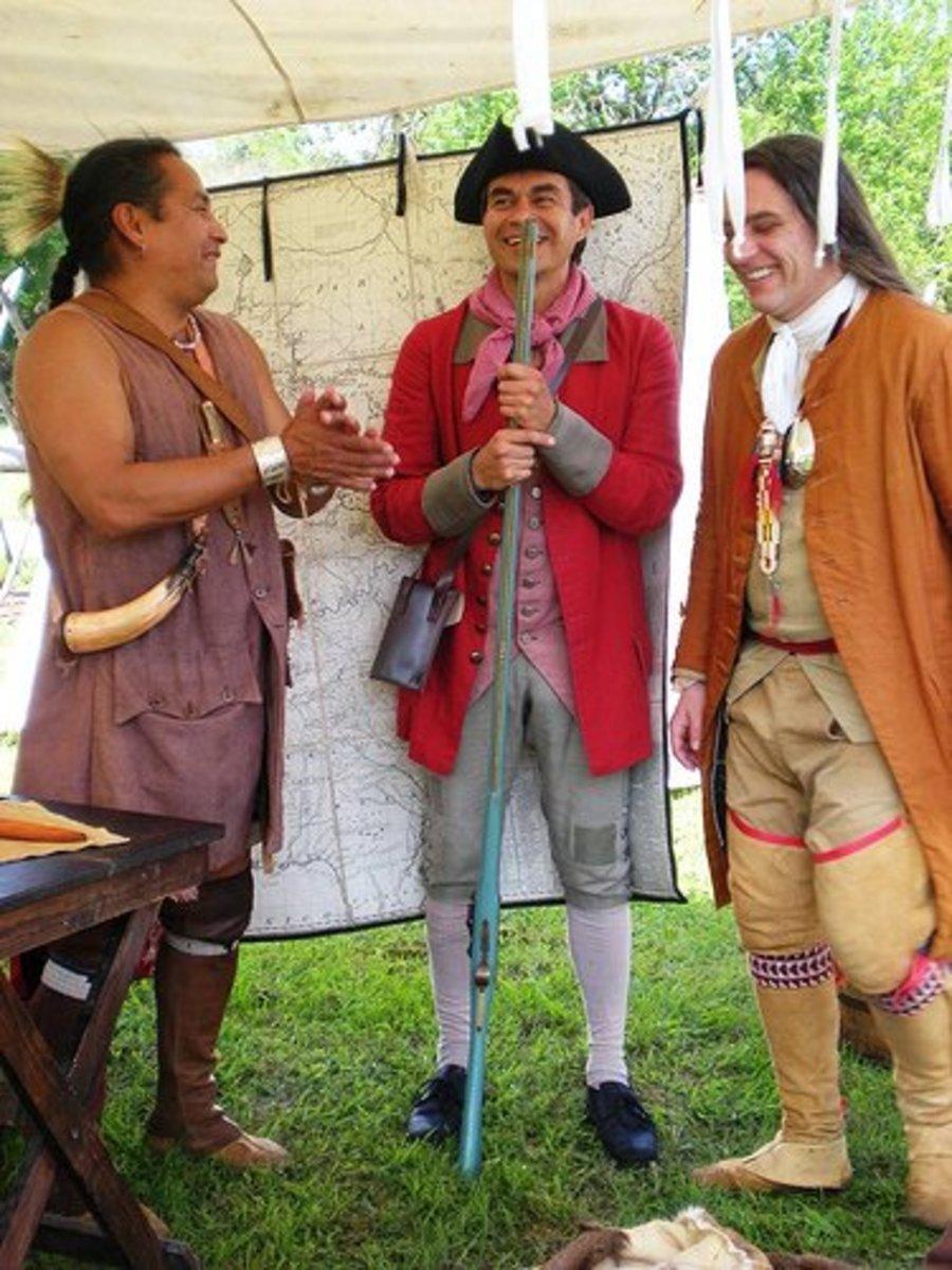 Revolutionary City interpreters at Colonial Williamsburg