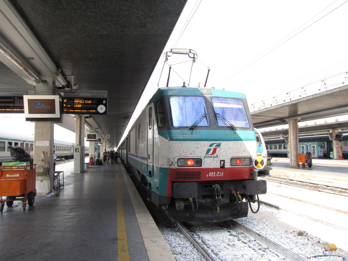 Santa Lucia Train Station
