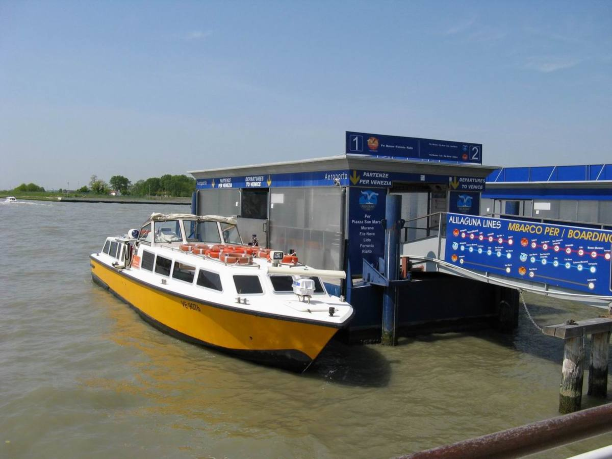 Alilaguna Water Bus