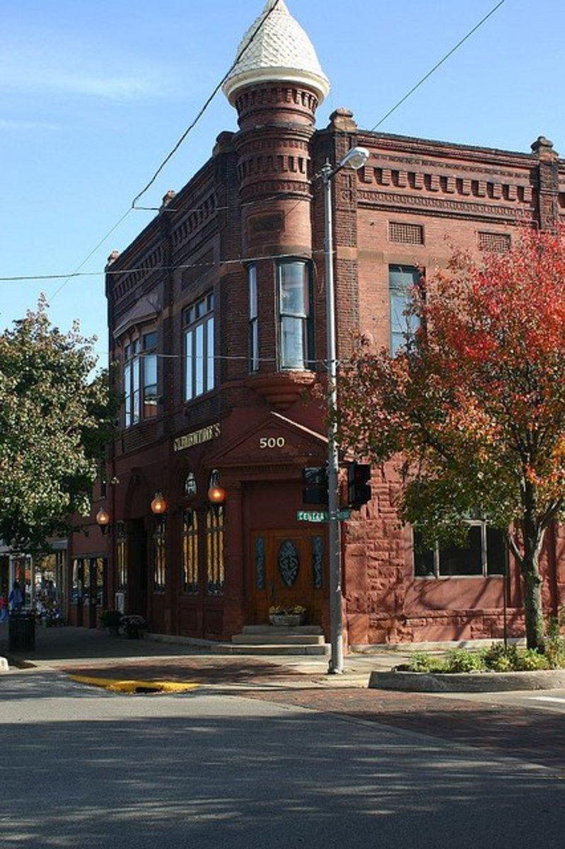 Clementine's restaurant downtown