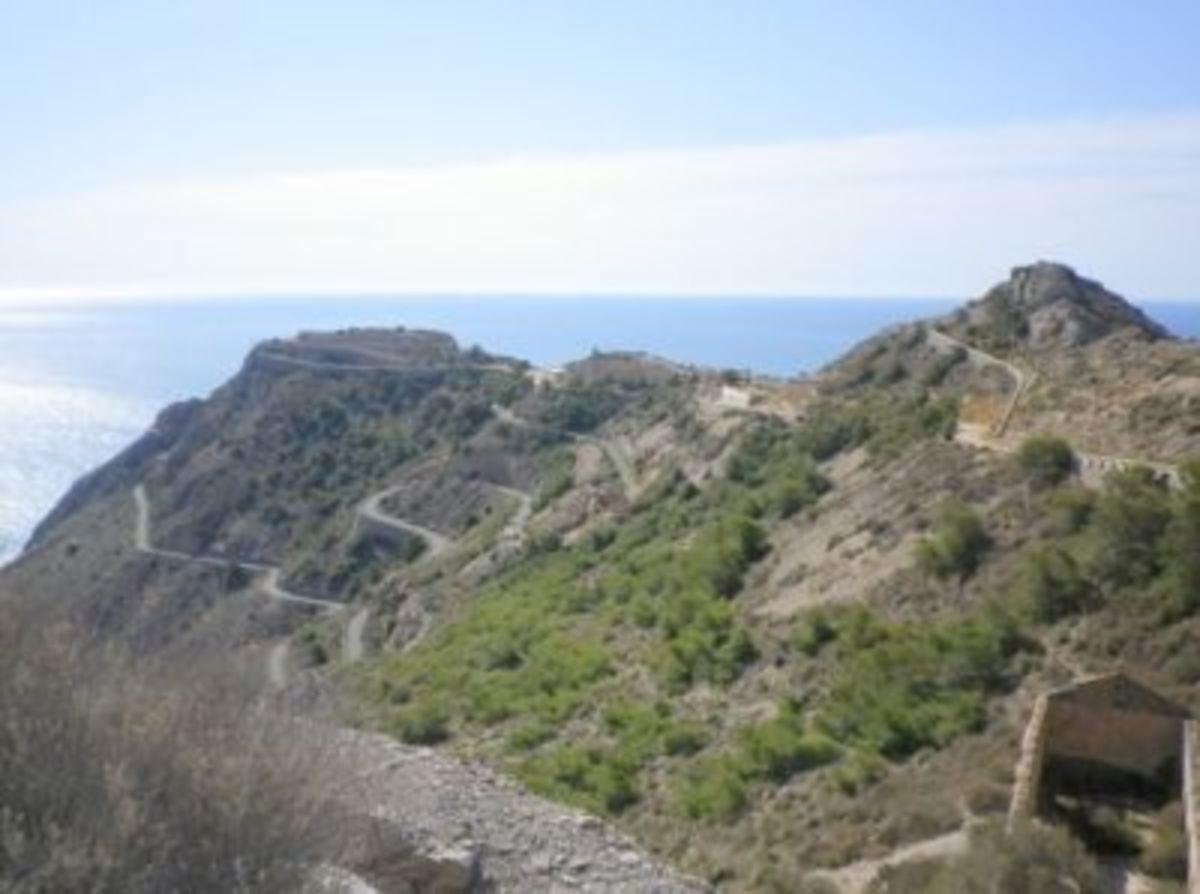 Cabo Tinoso - Home of the Big Guns